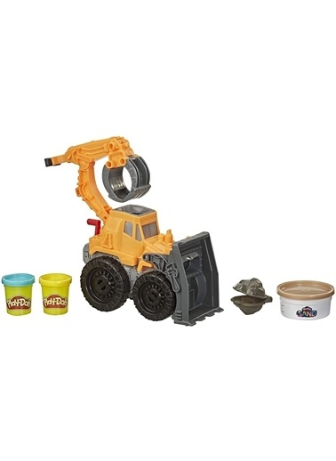 Play-Doh  Çalışkan ış Kamyonu E9226 Renkli